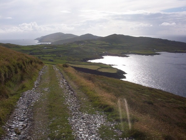Solo walk across Ireland